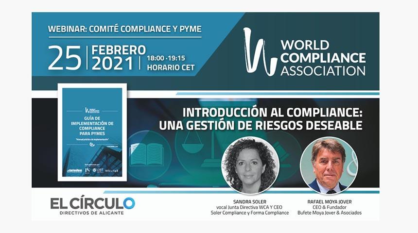 Webinar Compliance penal